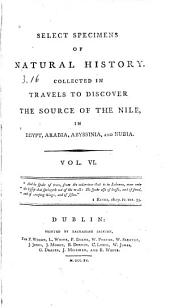 Travels to Discover the Source of the Nile, in the Years 1768, 1769, 1770, 1771, 1772, and 1773: Volume 6