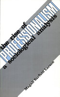 The Rise of Professionalism PDF
