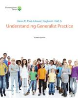 Brooks Cole Empowerment Series  Understanding Generalist Practice PDF
