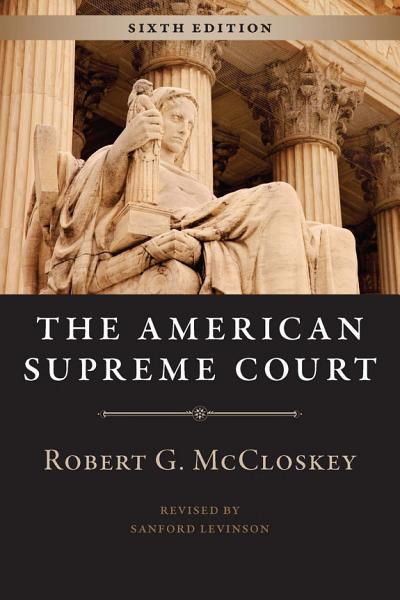 Download The American Supreme Court  Sixth Edition Book