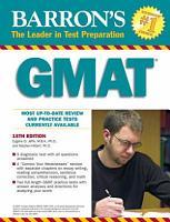 Barron s GMAT PDF