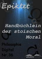 Handb  chlein der stoischen Moral PDF