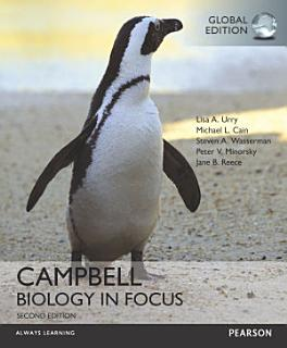 Campbell Biology in Focus  Global Edition Book