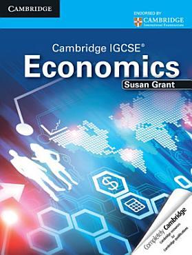 Cambridge IGCSE Economics Student s Book PDF