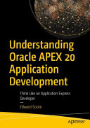 Understanding Oracle APEX 20 Application Development PDF