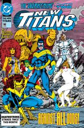 The New Titans (1984-) #98