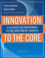 Innovation to the Core PDF