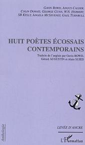 Huit poètes écossais contemporains