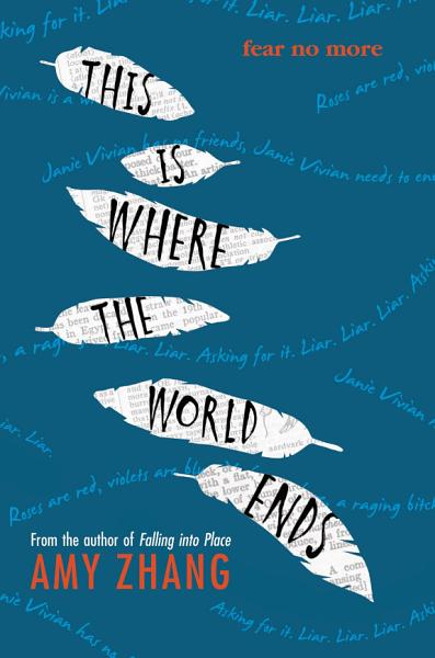 Download This Is Where the World Ends Book