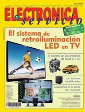 Electrónica y servicio: El sistema de retroiluminación por LEDs en televisores LCD