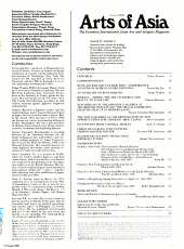 Arts of Asia PDF
