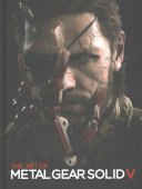 The Art of Metal Gear Solid V Book