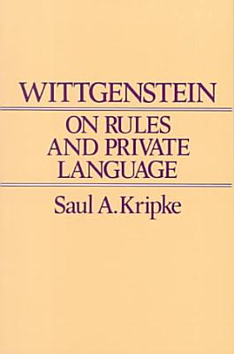 Wittgenstein on Rules and Private Language PDF