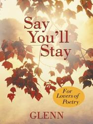 Say You Ll Stay Book PDF