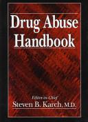 Drug Abuse Handbook PDF
