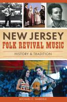 New Jersey Folk Revival Music PDF