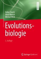 Evolutionsbiologie: Ausgabe 3