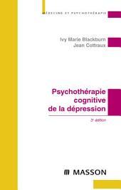 Psychothérapie cognitive de la dépression: Édition 3