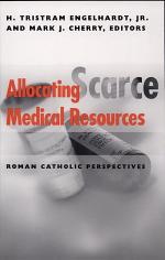 Allocating Scarce Medical Resources