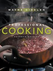 Professional Cooking College Version Book PDF