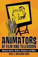 Animators of Film and Television PDF