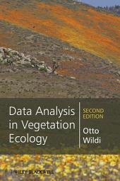 Data Analysis in Vegetation Ecology: Edition 2