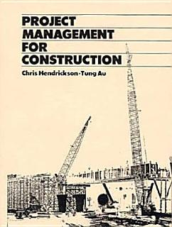 Project Management for Construction Book