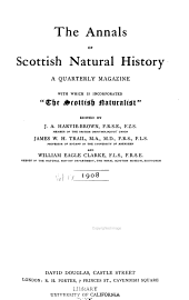 The Annals of Scottish Natural History: Issues 65-68