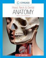 Head  Neck and Dental Anatomy PDF
