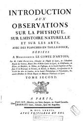 Journal de physique, de chimie, d'histoire naturelle et des arts: Volume2