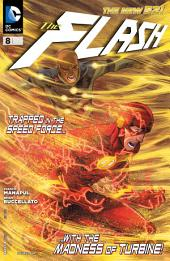 The Flash (2011- ) #8