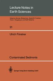Contaminated Sediments: Lectures on Environmental Aspects of Particle-Associated Chemicals in Aquatic Systems