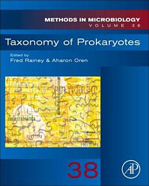 Taxonomy of Prokaryotes PDF