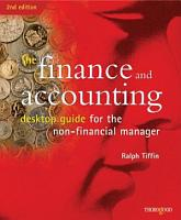 The Finance and Accounting Desktop Guide PDF