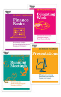 The HBR 20 Minute Manager Collection  8 Books   HBR 20 Minute Manager Series  PDF