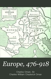 Europe, 476-918