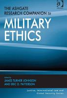 The Ashgate Research Companion to Military Ethics PDF
