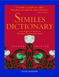 Similes Dictionary Book PDF