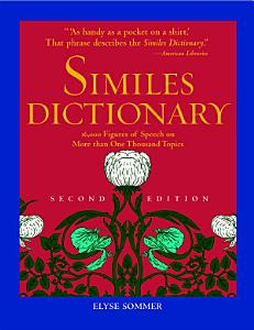 Similes Dictionary Book