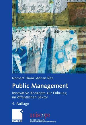 Public Management PDF