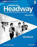 American Headway 3. Workbook / IChecker Pack