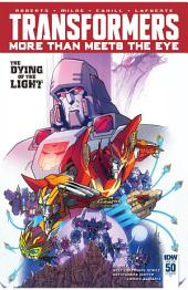 Transformers: More Than Meets the Eye #50