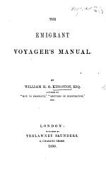 The Emigrant Voyager's Manual
