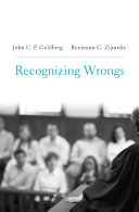 Recognizing Wrongs