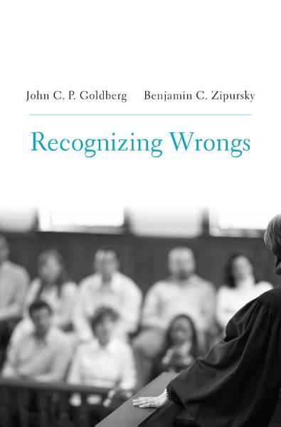 Download Recognizing Wrongs Book