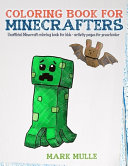Coloring Book for Minecrafters