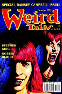 Weird Tales 301  Summer 1991