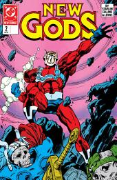 New Gods (1989-) #2