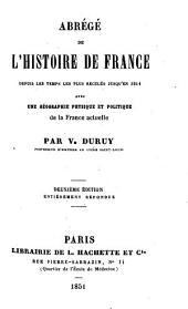 Abrégé de l'histoire de France