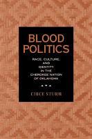 Blood Politics PDF